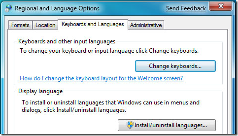 image thumb7 How to Install Windows 7 Language Pack