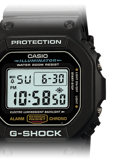 G Shock Classic G Shock Watches for Men and Women