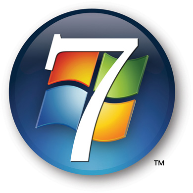Windows 7 logo System Restore Manager: Restore Factory Settings in Windows 7