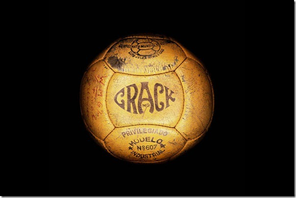 "Soccer Ball ""MR. CRACK"" FIFA World Cup-1962, Chile."