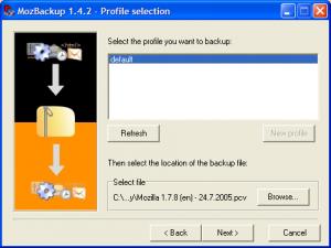 mozbackup installation 3 300x225 Create a Full Backup of Mozilla Firefox with MozBackup