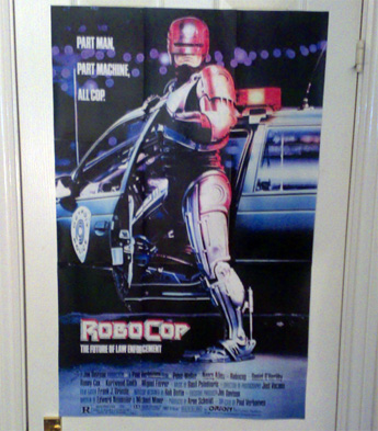 Block Posters robocop Create Large Wall Posters Online with BlockPosters.com