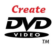 DVD Video logo Create a DVD From The Collection of Video Files