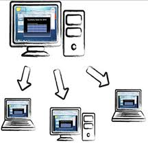 remote desktop Join.me:Online Screen Sharing with Conference Calling Facility