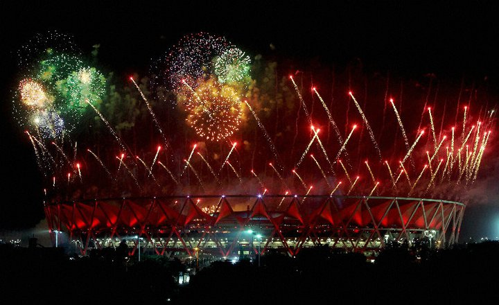Commonwealth Closing Ceremony 13 CWG 2010:Spectacular Closing Ceremony
