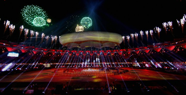 Commonwealth Closing Ceremony 16 CWG 2010:Spectacular Closing Ceremony