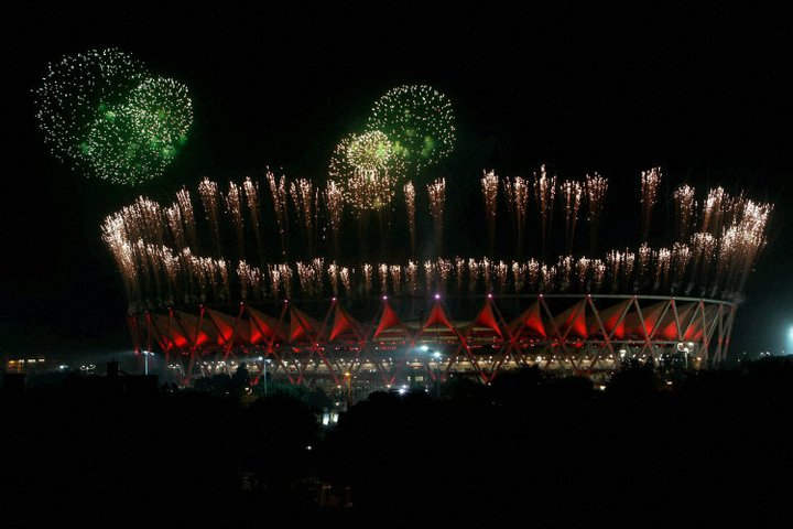 Commonwealth Closing Ceremony 17 CWG 2010:Spectacular Closing Ceremony