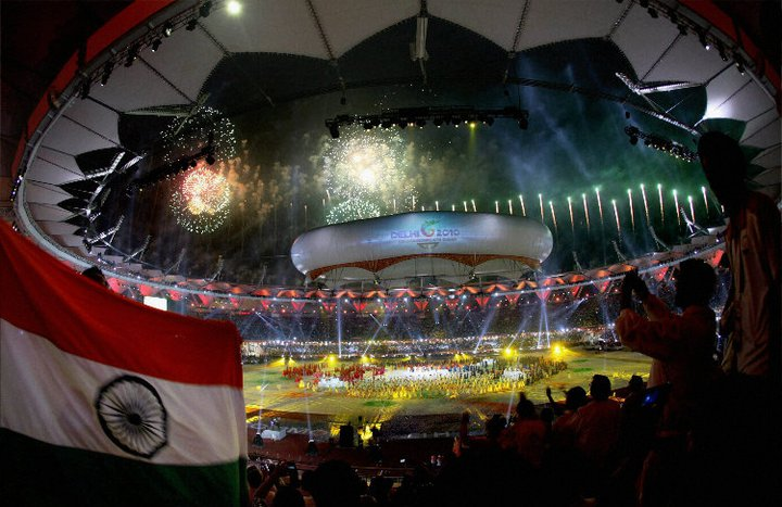 Commonwealth Closing Ceremony 18 CWG 2010:Spectacular Closing Ceremony