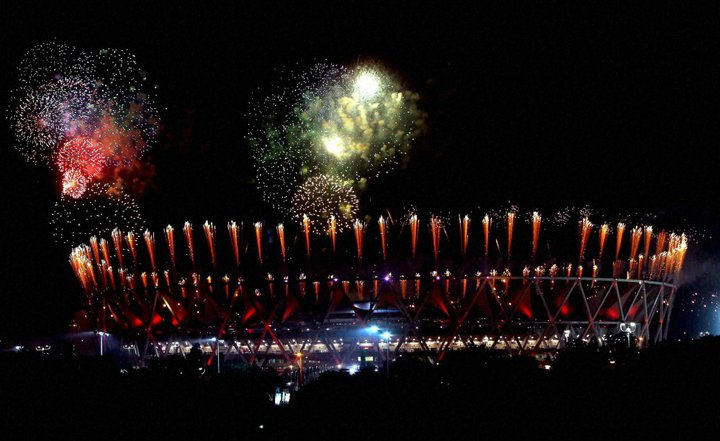 Commonwealth Closing Ceremony 20 CWG 2010:Spectacular Closing Ceremony