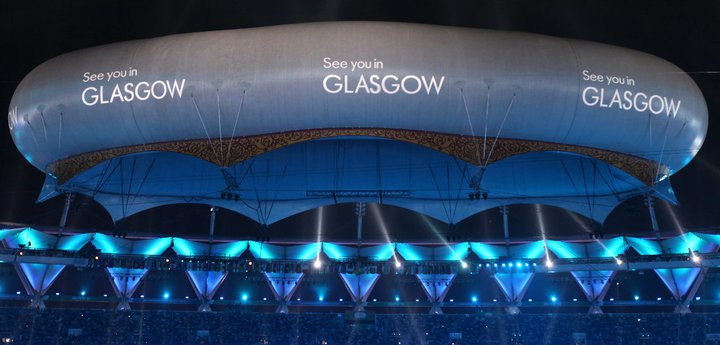 Commonwealth Closing Ceremony 23 CWG 2010:Spectacular Closing Ceremony