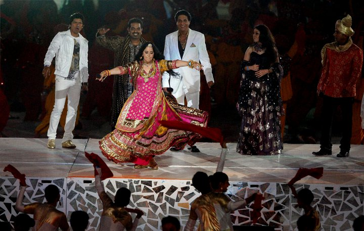 Commonwealth Closing Ceremony 4 CWG 2010:Spectacular Closing Ceremony