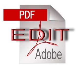 Edit PDF files Online