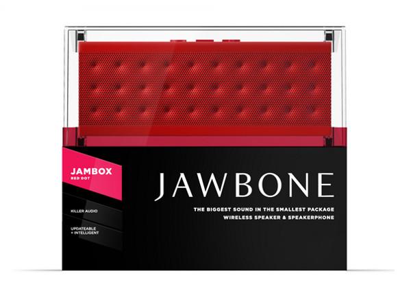 Wireless Speakers Jawbone JamboxSpeaker 3 Wireless Portable Speakers by Jawbone Jambox
