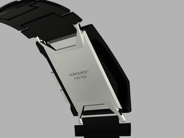 HorodronHD Watch by Jonathan Frey View