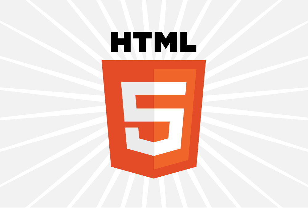 Official HTML5 Logo by w3c