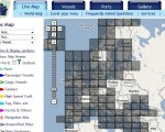 Track ships online with marinetraffic.com
