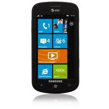 samsung focus The Best 8 Windows 7 Phones