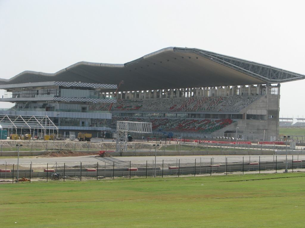 photos of formula 1 grand prix india