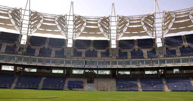 Subrata Roy Sahara Stadium seating arrangements Pune IPL Stadium at Gahunje : Location, Seating Arrangements and Driving Directions