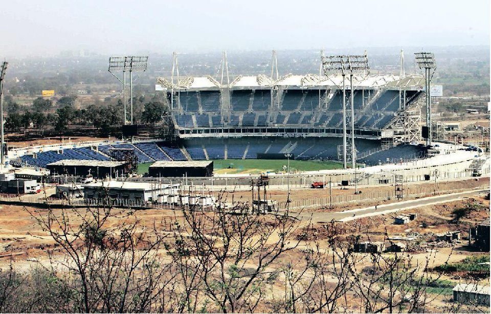 IPL Stadium at Gahunje, Pune